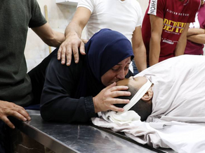 12-year-old shot dead by the Israeli soldiers in Ummar.