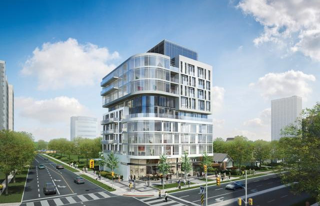 Ava Luxury Residence Coming to 50 Finch Avenue East