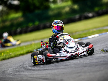 X-Kart launches mini cadet chassis