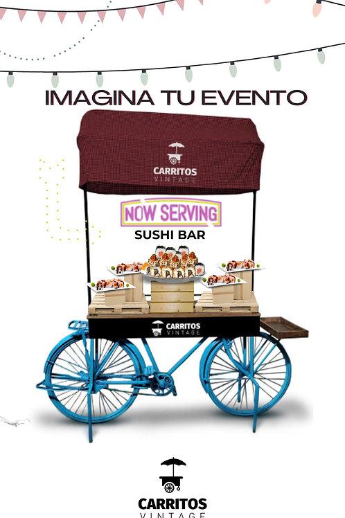Carrito Bike (Blue)