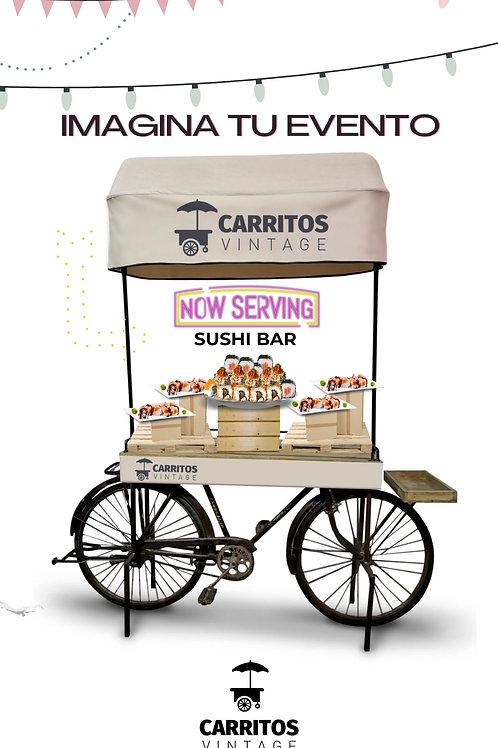 Carrito Bike (Beige)