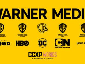 A Warner Media na CCXP 2020