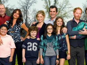 5 séries sobre família