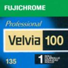 Fujifilm Fujichrome Velvia 100 Color Transparency Film