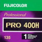 Fujifilm Fujicolor Pro 400H Professional Color Negative Film