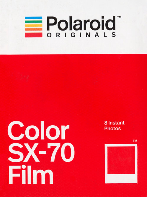 Polaroid Originals Color SX-70 Film