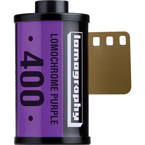 Lomography LomoChrome Purple XR
