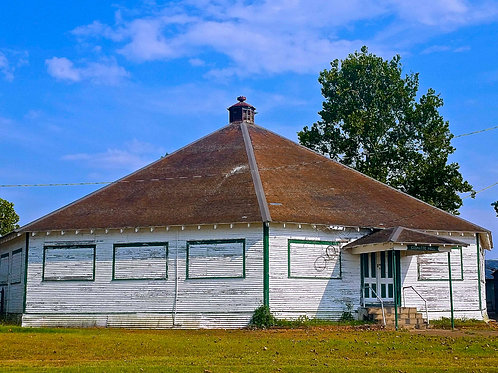 Coshatte Agricultural Society Hall