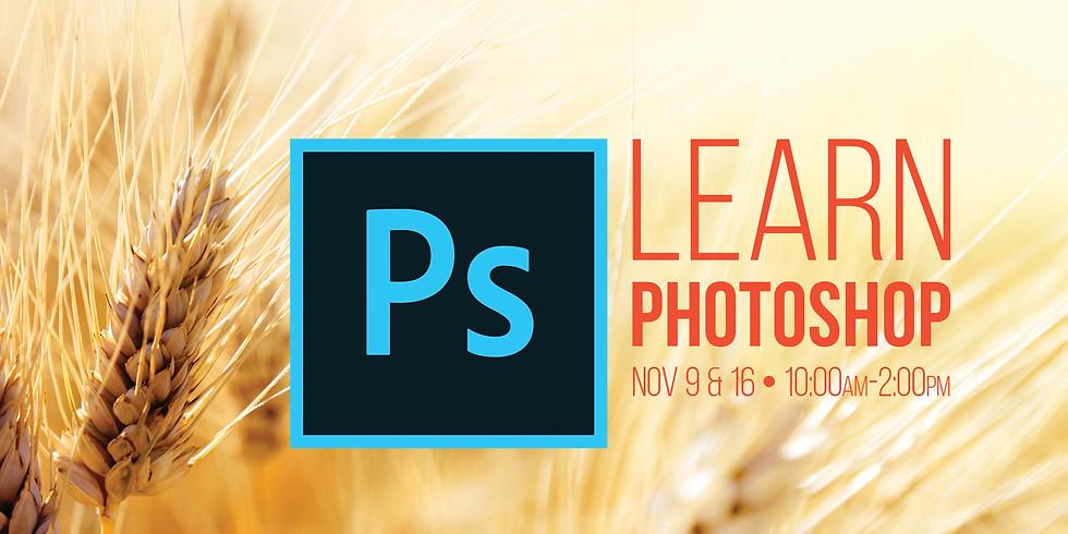 Learn Photoshop CC