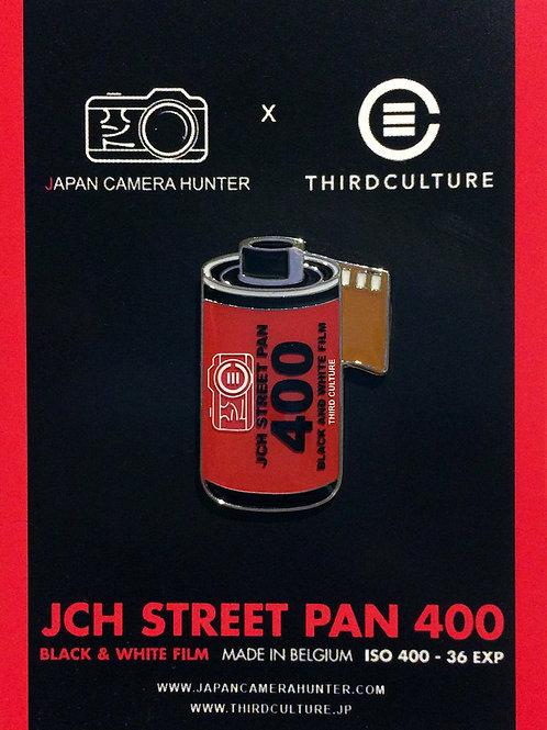JCH Street Pan 400 Film Pin