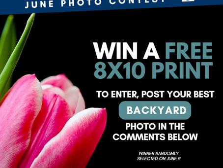 June's Photo Challenge