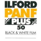 Ilford Pan F Plus Black and White Negative Film