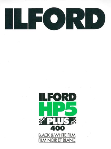 Ilford HP5 Plus 400 Black and White Sheet Film