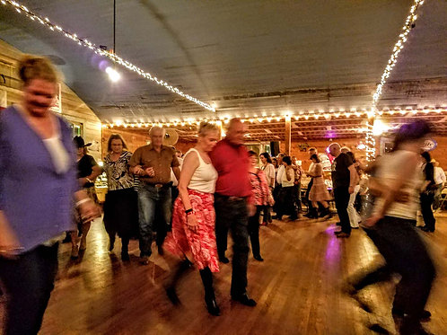 Dancers at Twin Sisters Dance Hall