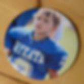 custom photo buttons