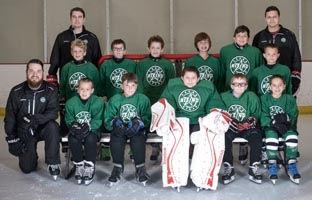 youth ice hockey team Holland Photo