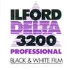 Ilford Delta 3200 Professional Black and White Negative Film