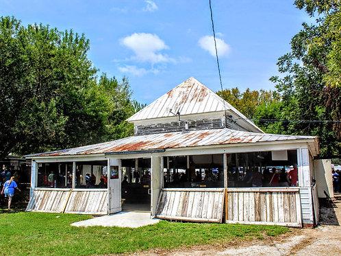 Shiner Fair Park Pavilion