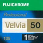 Fujifilm Fujichrome Velvia 50 Color Transparency Film