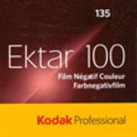 Kodak Professional Ektar 100 Color Negative Film