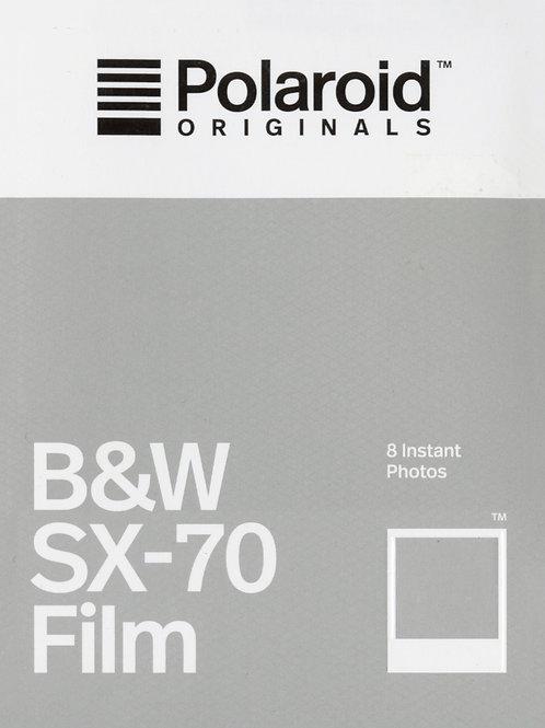 Polaroid Originals Black and White SX-70 Film