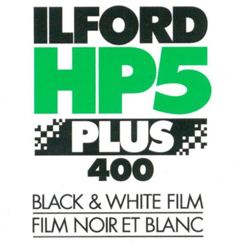 Ilford HP5 Plus 400 Black and White Negative Film