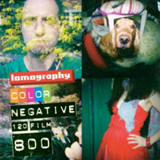 Lomography 800 Color Negative Film (120)
