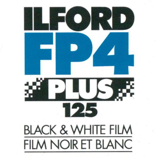 Ilford FP4 Plus Black and White Negative Film