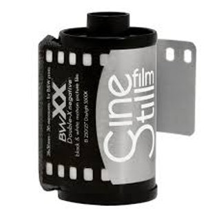 Cinestill BwXX Double-X Black and White Negative Film