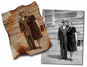 digital photo restorations