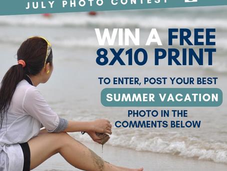 July's Photo Challenge