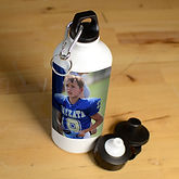 custom photo water bottles