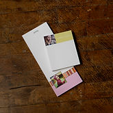 custom photo notepads
