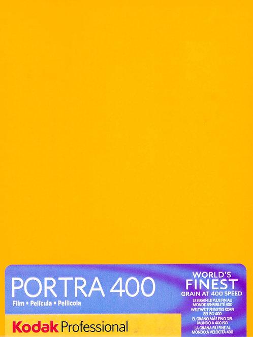 Kodak Professional Portra 400 Color Sheet Film