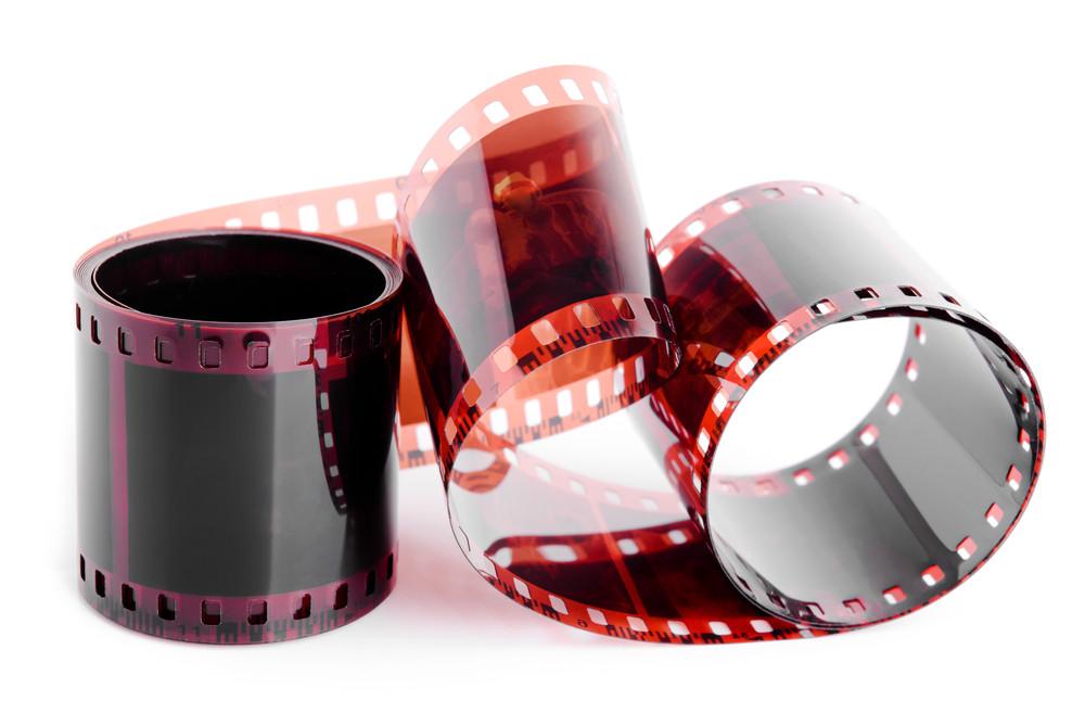 Film negative strip