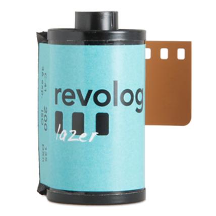 REVOLOG Lazer Special-Effect, Color Negative Film