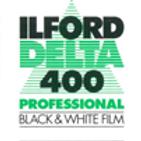 Ilford Delta 400 Professional Black and White Negative Film