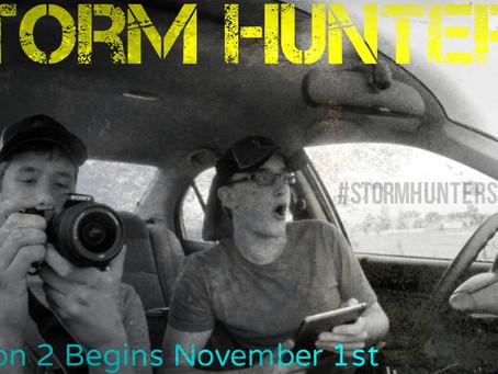 Storm Hunters Season 2 Premiere Date