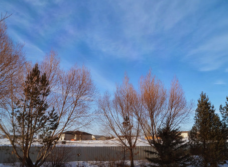 Spring Brings More Winter to SK