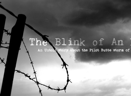 The Storm of '95 | A Personal Account of the Pilot Butte 1995 Plow Wind