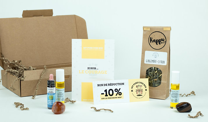 My Pure Cure Box - Courage