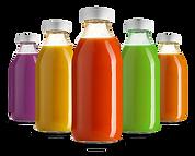 Fresh-squeezed juice