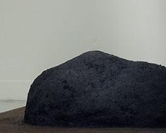 Black Concrete Piece (2013) Naja Hendriksen