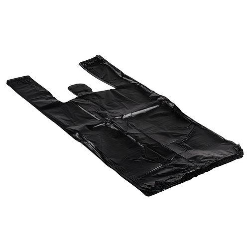 Black Plastic Bags (Retailer Bags)