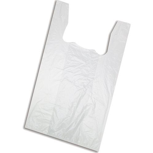 White Plastic Bags (Retailer Bags)