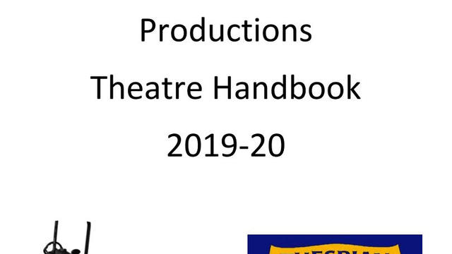 Orangelight Productions Theater Handbook