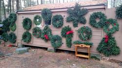 Christmas Wreaths. Many sizes!