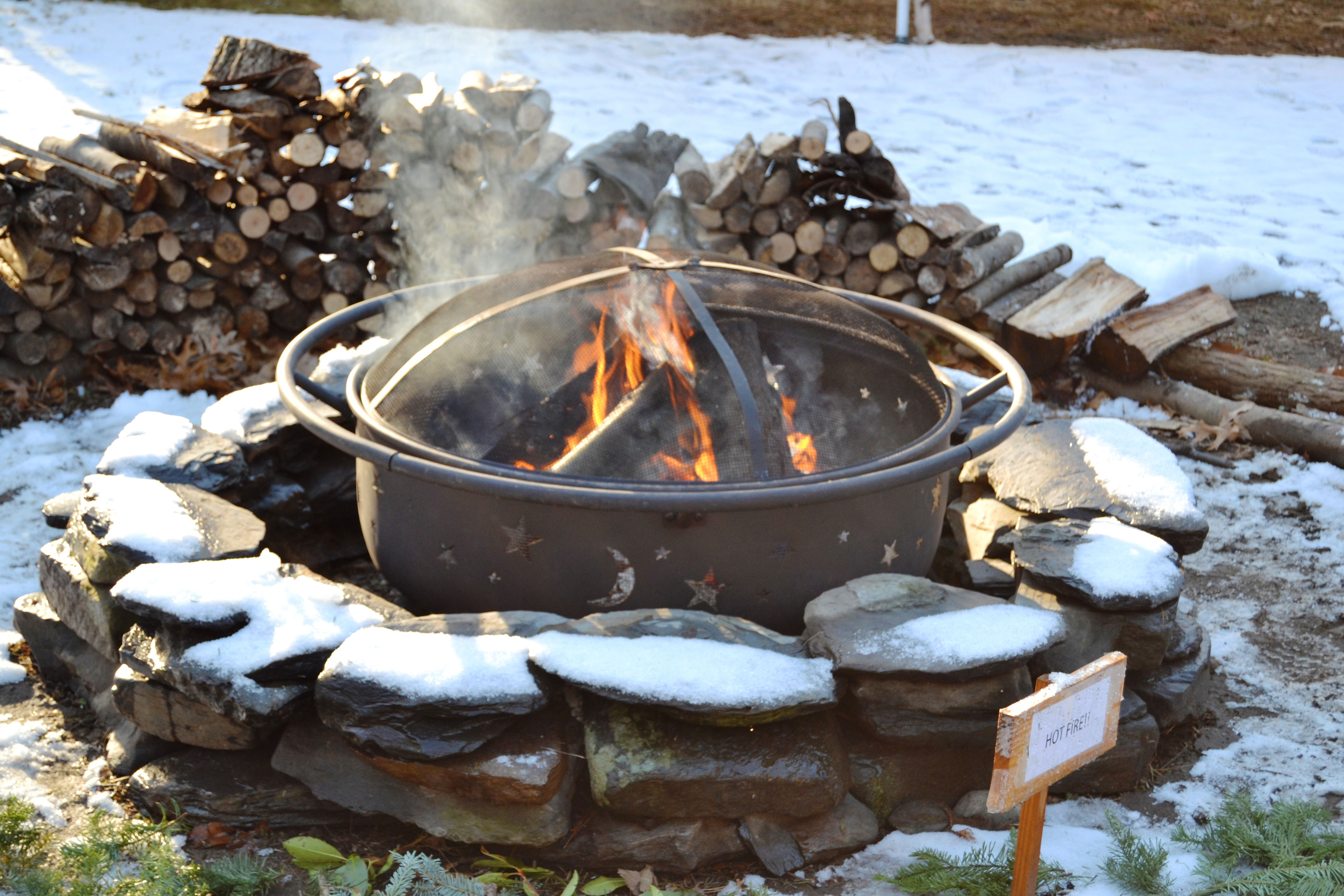 Warm Up 'round the Fire Pit...