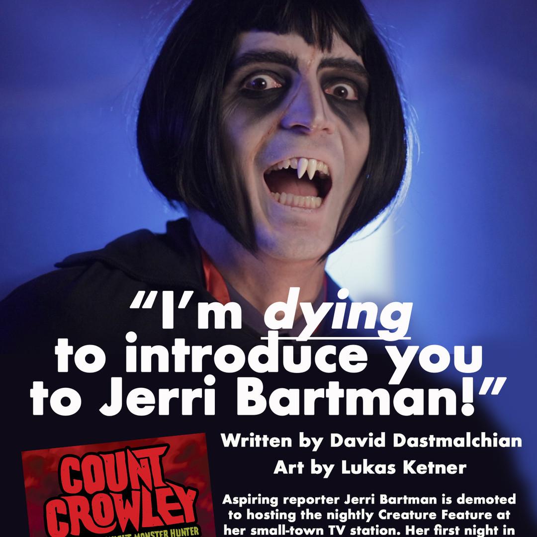 Count Crowley Digital Retrailer Ad