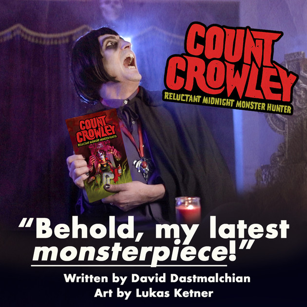 Count Crowley Digital Retailer Ad #2